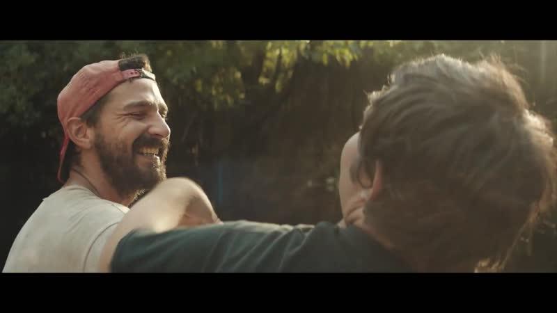 Арахисовый сокол (The Peanut Butter Falcon) (2019) трейлер русский язык HD / Шайа ЛаБаф /