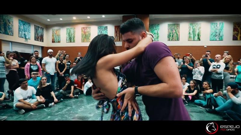 Xtreme - te extraño / Luis y Andrea bachata workshop / bachatart 2018