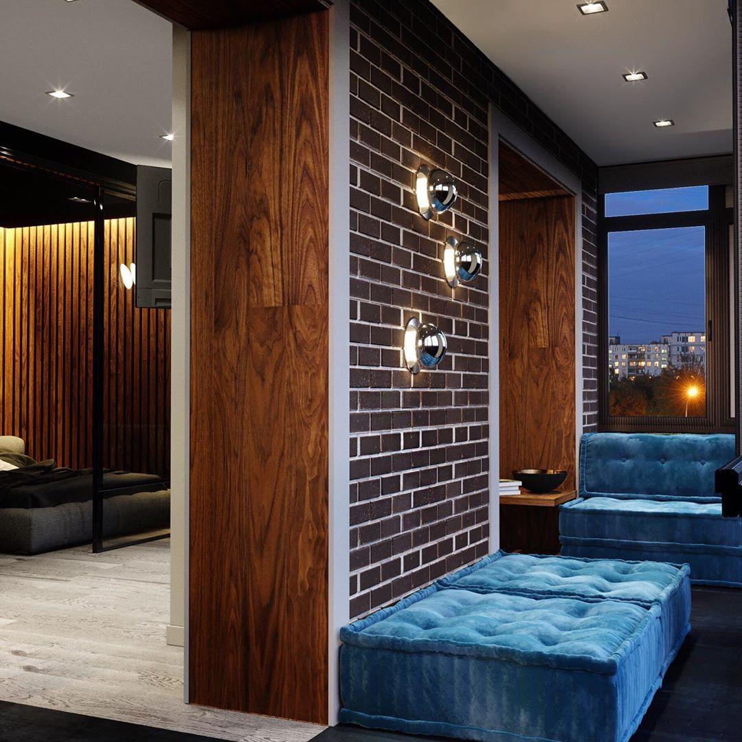 Проект квартиры 46 кв.