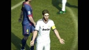 My tudays play in PES 2013 with Real Madrid contrary Barselona (15.04.2019)
