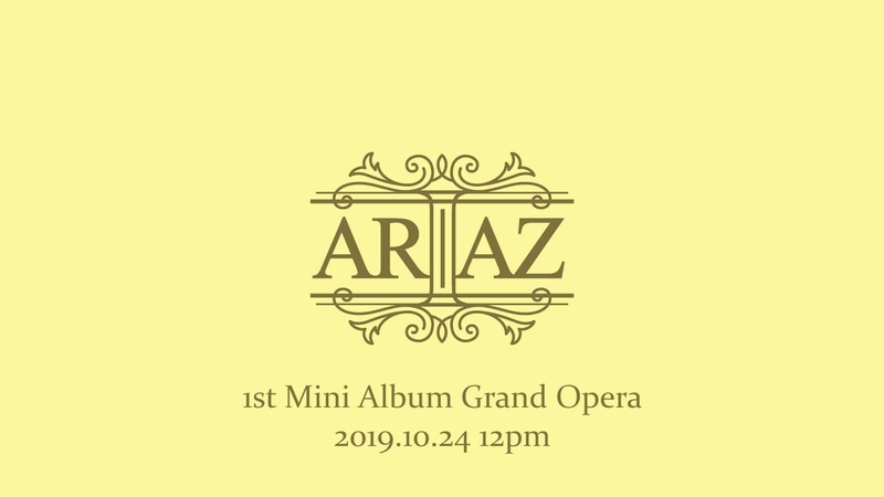 ARIAZ(아리아즈) Grand Opera Ablum Preview