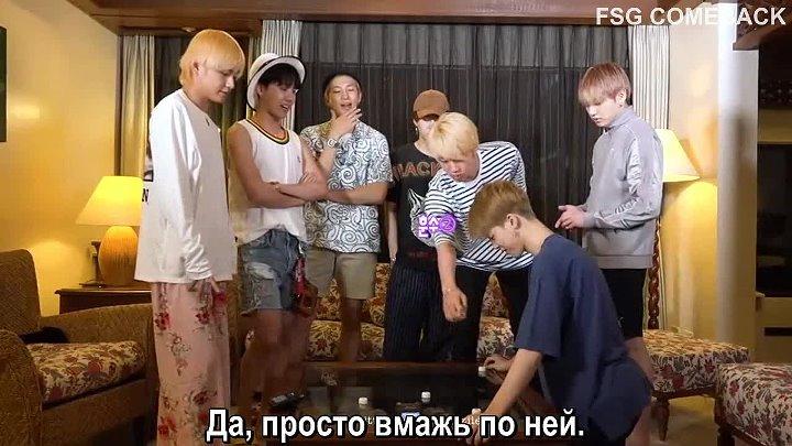 BTS - Summer Package 2018 (рус.саб)
