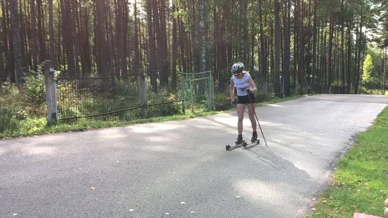 Блажевич Дарья (гонка)