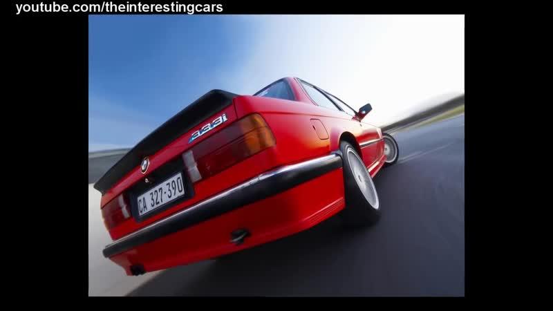 BMW E30 из 80-х едущая наравне с новой M5 F90! Существовала ли BMW M7