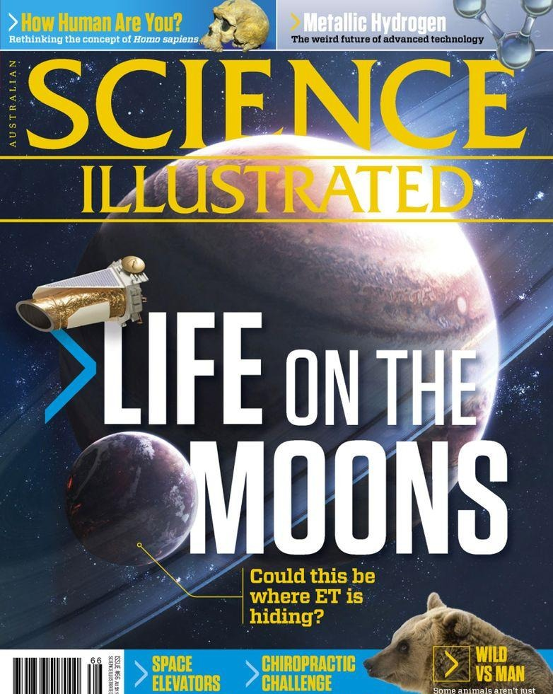 Science Illustrated Australia - March 23, 2019