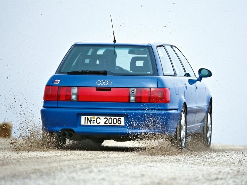 1994 Audi Avant RS2 — Авто подарившее жизнь Порше, изображение №6