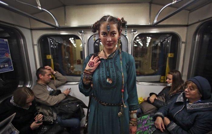 метро знакомства питер в