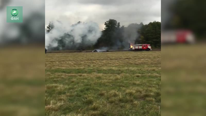 Саваслейка (Истребитель МиГ-31 рухнул в Нижегородской области)
