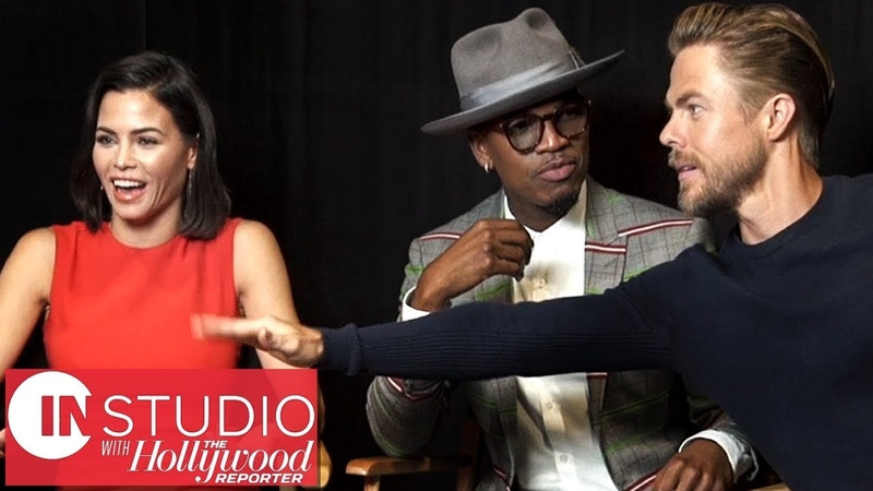 Derek Hough, Ne-Yo, Jenna Dewan on 'World of Dance' Season 2 | In Studio With THR