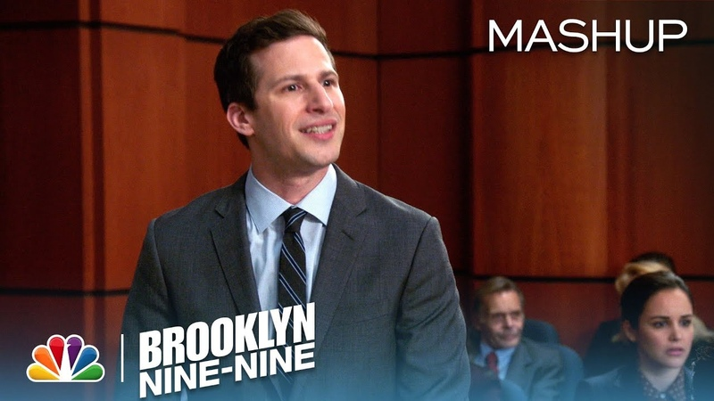 Brooklyn Nine-Nine - Cool Cool Cool (Mashup)