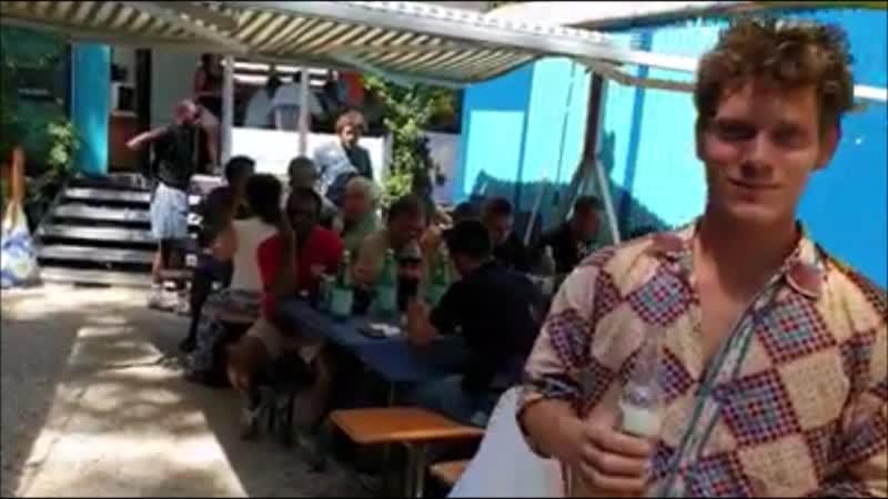 Solidarité : L'association Carrefour rue Genève et son barbecue géant annuel
