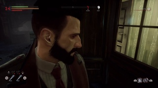 Vampyr PS4 Walkthrough Gameplay 1080p part 29 (DISASTER HARRIET RED QUEEN no use ULTIMATE SKILL)