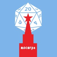 Логотип Настольные игры в Воронеже - Мосигра