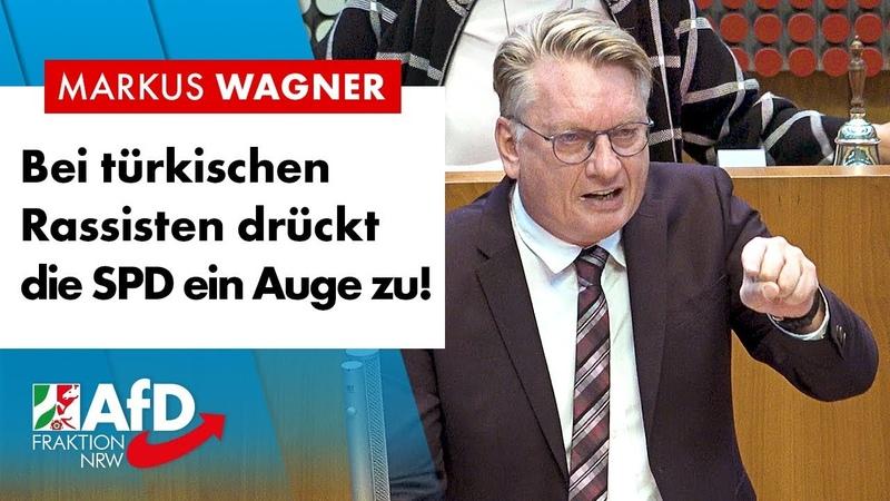 Altparteien besuchten Graue Wölfe – Markus Wagner (AfD)