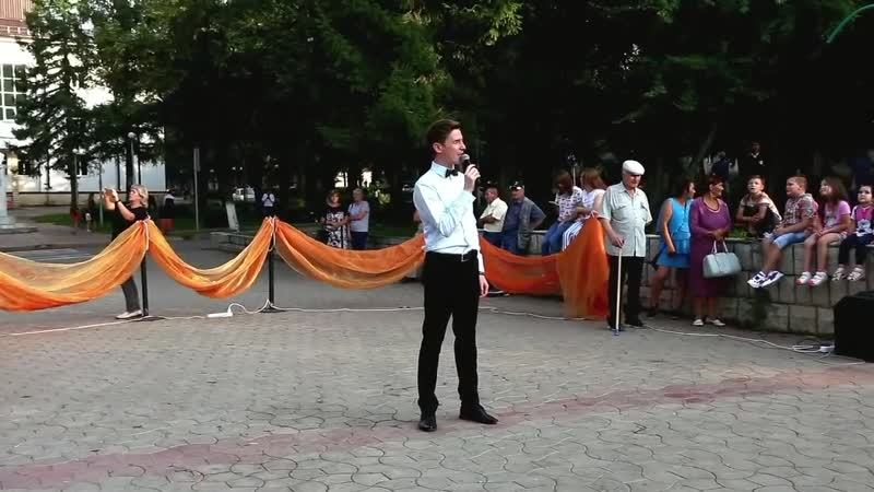 Концерт ко Дню города (Лениногорск, 18.08.19)