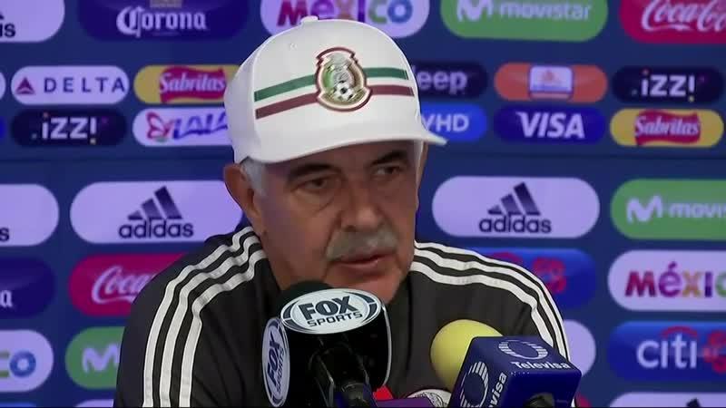 Convocados son el futuro de la Selección Mexicana- Tuca Ferretti