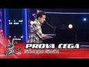 Salvador Simão - All I Want   Prova Cega   The Voice Portugal