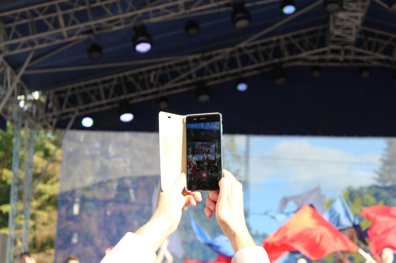 Рок-феерией встретят День государственного флага в Вологде