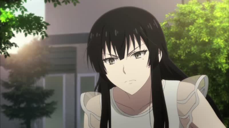 Труп под ногами Сакурако Sakurako san no Ashimoto ni wa Shitai ga Umatteiru 2 серия