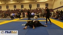 Hailey Speck vs Abigail Gates Match 1 GI FUJIBJJ Indiana State Championship Series Jiu Jitsu