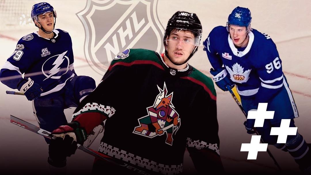 Топ-5 русских хоккеистов, которые зажгут в НХЛ уже совсем скоро
