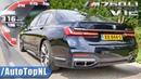 2020 BMW M760Li V12 ACCELERATION TOP SPEED 0-316KMH 0-196MPH DRAGY GPS by AutoTopNL