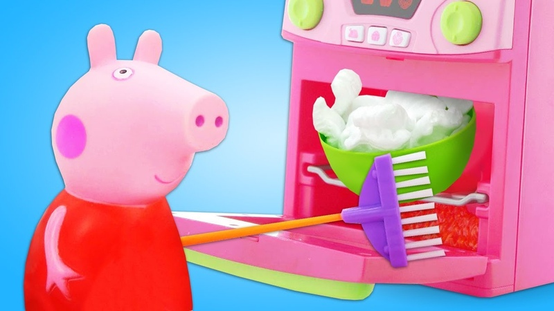 Peppa Pig auf Deutsch - Peppa macht eine Überraschung - Video für Kinder
