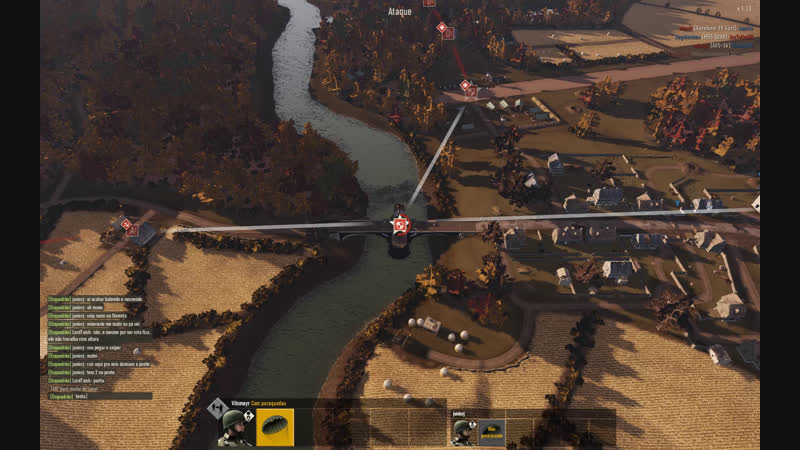 Heroes and Generals - USA Team - Tank member