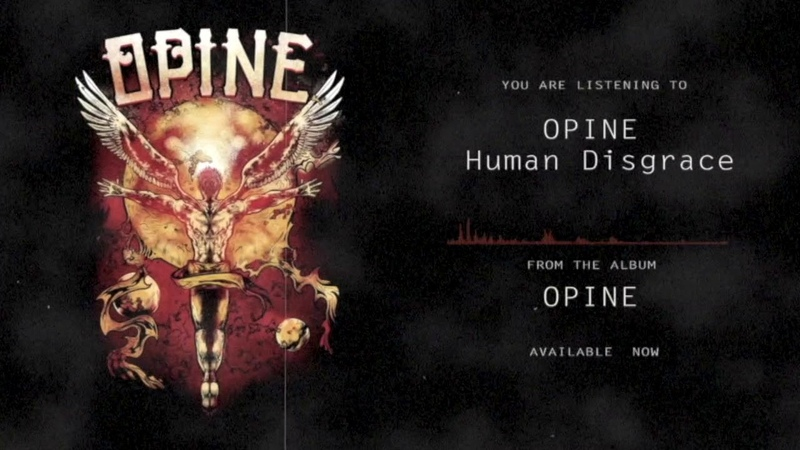 Opine Album Out Now