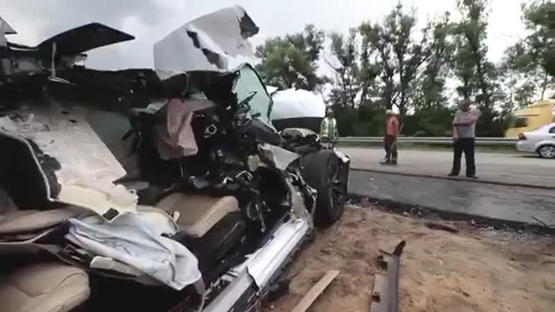 В Україні сталася перша смертельна аварія за участю Tesla.