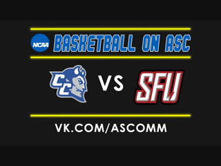 NCAAM | Central Connecticut VS St. Francis (PA)