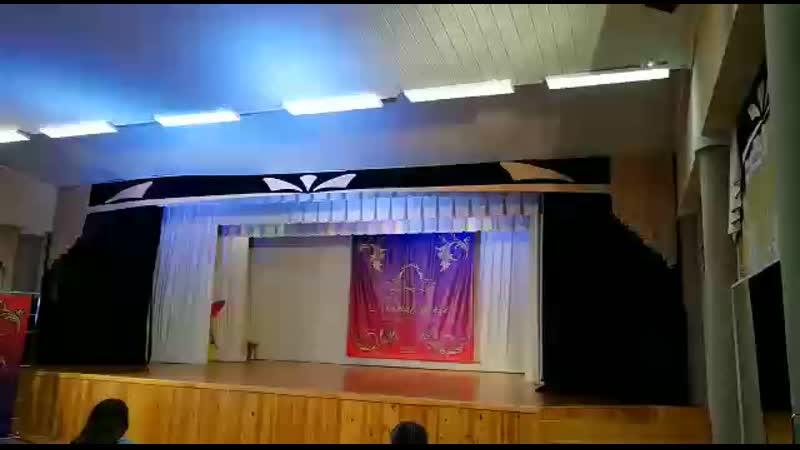 Ориенталь юниорский состав выступление на фестивале Аламар данс