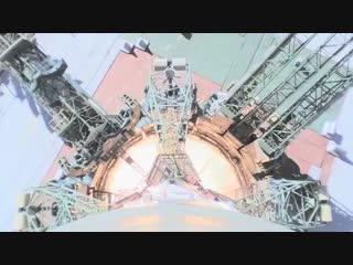 Авария ракеты-носителя с космонавтами на борту