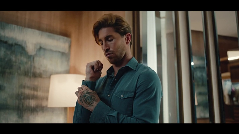 Budweiser X Sergio Ramos | It's in all of us to Taste Greatness
