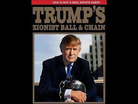 Trump's Zionist Ball Chain, God is not a Real Estate Agent