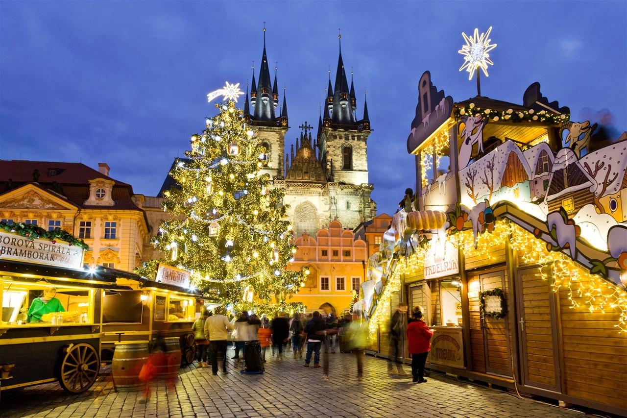 jSM hHLzaU8 Новогодние каникулы в Праге 9дн с 29.12.19