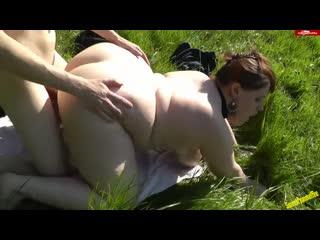W106 fat german  anal porn анал анальное порно bbw