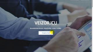 Обзор Veizor Банка - Уникальная система ведения платежей и безопасный Банк (1 обзор)