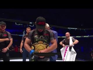 ACA 99: Али Багов - новый чемпион ACA в легком весе