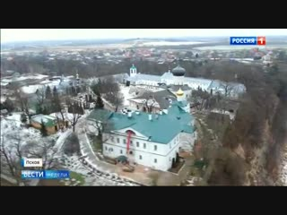Один из древнейших в Пскове действующих монастырей срочно требует обновления