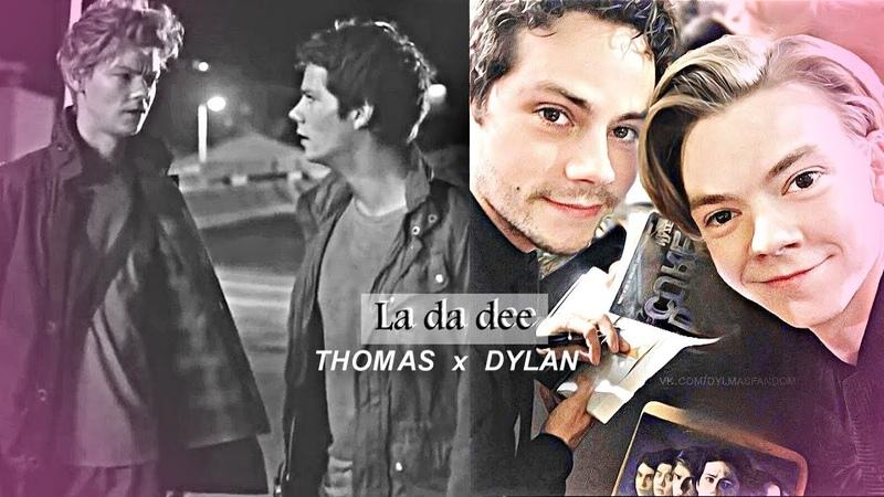 Dylan x thomas La da dee