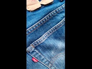 Джинсовый прикид героя Бреда Пита из фильма Тарантино Однажды в Голливуде
