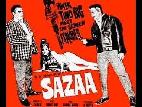 Sazaa 1972 Full Hindi Movie Kabir Bedi Jeetendra Rekha Yogita Bali Ashok kumar Pran