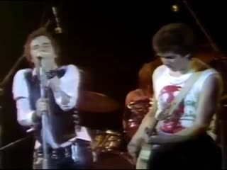 The sex pistols live in winterland, san francisco, ca, 14 jan. 1978