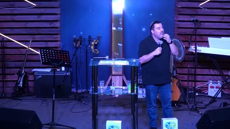 церковь Обновление 20 августа 2019г проповедует Олег Хазин
