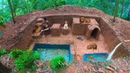 Build The Most Amazing Swimming Pool For Ducks And Dogs House
