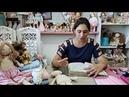 AULA Aprenda a modelar vestido de boneca