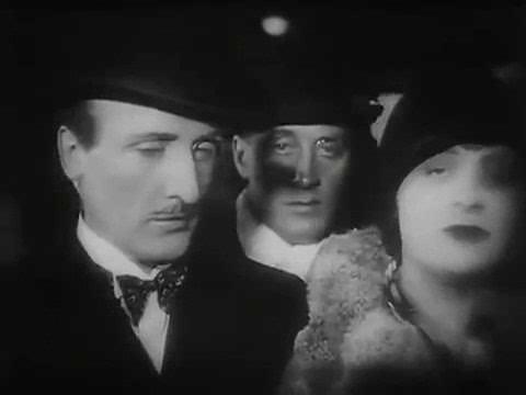 Asphalt Stummfilm 1929 Film Noir