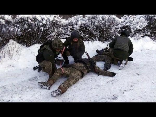 Погибшие и покалеченные оккупанты итог минувших суток на Донбассе