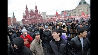 Погромы в Москве. Где обещанные социальные выплаты?